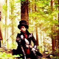 Storybrooke or Enchanted Forest?