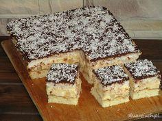 Ciasto Hawana Polish Desserts, Polish Recipes, Sweet Bakery, Holiday Desserts, Tiramisu, Oreo, Food And Drink, Cooking Recipes, Sweets