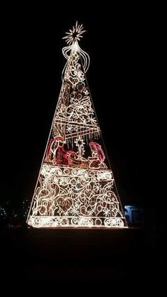 Christmas In Puerto Rico, Tower, Rook, Computer Case, Building