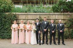 Golf Course Wedding featuring a wedding dress by Stella York