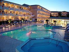 Hotel Poseidon*** #recko #zakynthos