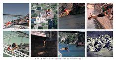 Miúdos a saltar para o Douro / Muchachos saltando para el Duero / Kids jumping to the Douro [2014 - Porto / Oporto - Portugal] #fotografia #fotografias #photography #foto #fotos #photo #photos #local #locais #locals #europa #europe #pessoa #pessoas #persona #personas #people #cidade #cidades #ciudad #ciudades #city #cities #rio #river @Visit Portugal @ePortugal @WeBook Porto @OPORTO COOL @Oporto Lobers