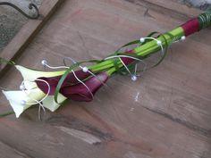 Bildergebnis für brautstrauß calla Wedding Bouquets, Wedding Flowers, Wedding Dresses, Pretty Flowers, Decoration, Floral Arrangements, Orchids, Lily, Image
