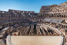 Ancient Rome and Colosseum Tour: Underground Chambers, Arena and Upper Tier - Rome   Viator