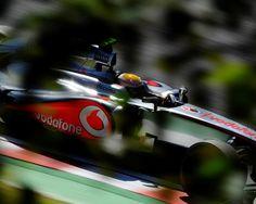 Lewis Hamilton (GBR) McLaren MP4-27.  Formula One World Championship, Rd15, Japanese Grand Prix, Practice, Suzuka, Japan, Friday, 5 October 2012