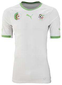 104ae5c60 Algeria Home Kit for World Cup 2014  worldcup  brazil2014  algeria  soccer