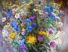 Собрание цветов.  Мишагин Андрей