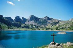 les plus beaux lacs de france : allos