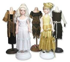 Knitting Patterns For Porcelain Dolls : 1000+ images about PORCELAIN DOLLS on Pinterest Knitting ...