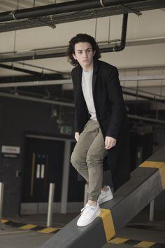 Skateboarding… | IsThatMike #menoutfit #ootd #fashionblogger