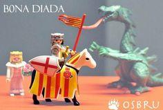 Sant Jordi Christmas Ornaments, Holiday Decor, Plays, Home Decor, Toys, Playmobil, Games, Decoration Home, Room Decor