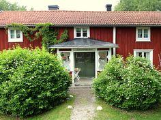 Traditional Swedish housing