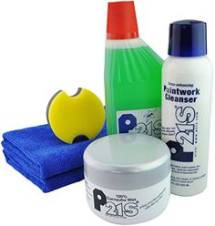 P21S 100 Carnauba Wax Paintwork Bodywork and Microfiber Combo *** Be sure to check out this awesome product.