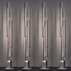 Contemporary Led Mire Vertigo Lighting