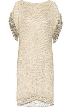 Let me dream this Matthew Williamson dress were mine. $3235