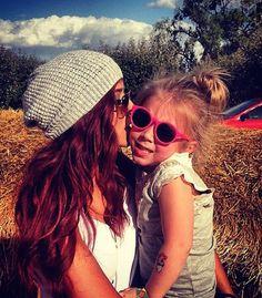 Chelsea Houska daughter Aubree Skye...