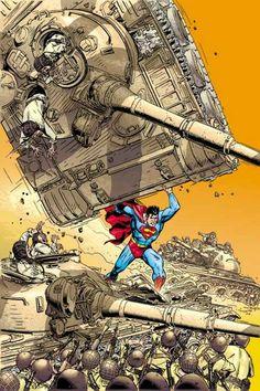 Superman by Michael Golden