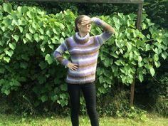 Jetzt mit nur einer Anleitung Pullover//Rollkragen-Pullover in allen Größen für die ganze Familie häkeln. Leg gleich mal los mit passender Wolle+Häkelnadel.