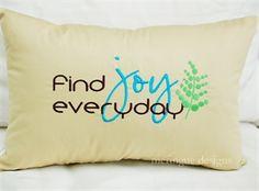 Picture of Find Joy Everyday Meringue Designs