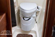 Toilet Installation, Tiny House, Boats, Image, Ships, Tiny Houses, Boat, Ship