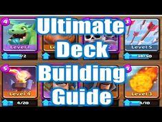 Clash Royale Deck Building Guide | Clash Royale Arena