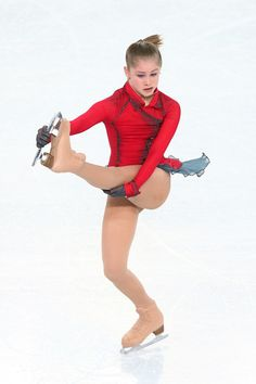 Yulia Lipnitskaya in Winter Olympics: Figure Skating                                                                                                                                                      More