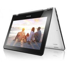 Buy Lenovo Yoga 300 (80M0003WIN) Laptop (Intel Pentium Quad Core/4 GB DDR3/500 GB/29.46 cm (11.6)/Windows 8.1) (White) by Asus Bangalore 1, on Paytm, Price: Rs.29467?utm_medium=pintrest
