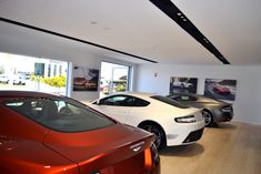 Sunshine Aston Martin, car showroom by Birchall & Partners Architects in Gold Coast, Australia. Architects with extensive experience designing and building car showrooms since 1988. Architects Ipswich | Architects Brisbane | Architects Gold Coast Brisbane Architects, Aston Martin Cars, Coast Australia, Gold Coast, Showroom, Sunshine, Building, Design, Buildings