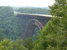 .new River Bridge  WV