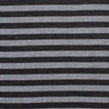 White/Gray+Striped+Polyester-Rayon+Rib+Knit
