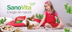 SanoVita - Iubeşte-te pe tine, ai grijă de corpul tău