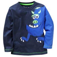 Jumping Beans Monster Tee - Toddler