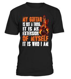 MY GUITAR IS NOT A THING,...  #gift #idea #shirt #image #music #guitar #sing #art #mugs