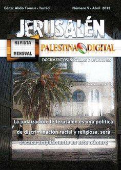 Revista PALESTINA DIGITAL - Abril 2012