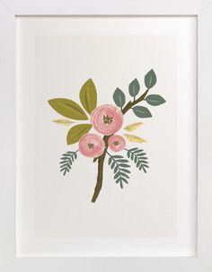 Botanical no.1 by Karidy Walker at minted.com