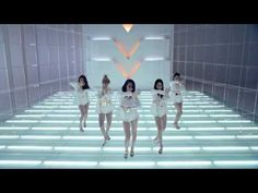 KARA(카라) - PANDORA(판도라) Music Video. At first I was quite apprehensive to liking this song (because I usually don't like this kind of girl group) but..... it kind of rocked my socks off! The chorus is so kick butt! And the beginning video game sounds are sweet!