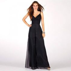 Check out the deal on Claudine for Alyce Prom Unique Silky Chiffon Jumpsuit 2141 at French Novelty Formal Evening Dresses, Evening Gowns, Formal Jumpsuit, Stylish Eve, Jumpsuit Pattern, Plus Dresses, Dresses 2013, The Dress, Dress Pants