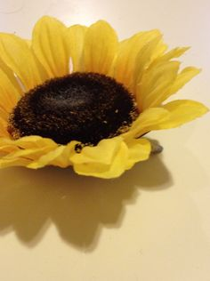 DIY Flower Hair Clip