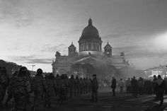 Petersburg these days.. by Oleg Kashin