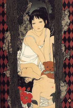 takato yamamoto   Takato Yamamoto   Placer convertido en arte   Cultura, arte y diseño ...