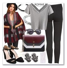"""www.romwe.com-XXXVII-3"" by ane-twist ❤ liked on Polyvore featuring romwe"