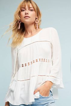 ccbc2f477ad Shop new women s clothing at Anthropologie to discover your next favorite  closet staple.