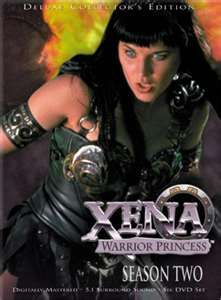 Xena Warrior Princess ...