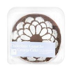 Chocolate Ganache Cream Cake 700g | Woolworths.co.za