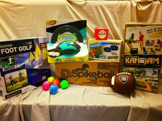 If there's one thing I know, it's SPORTS! We got them! You need them! Have the best Memorial Day weekend party with great outdoor activities like #Spikeball, Kan Jam, Dude Perfect, and classics like Ladder Golf, Foot Golf, Frisbee Golf and #Pickleball! We have them all AND MORE!!! SPORTS!!!!!!  #sports #franklin #frisbeegolf #Kanjam #dudeperfect