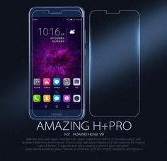 For Huawei Honor V9 Nillkin 9H Amazing H+Pro Anti-Explosion Tempered Glass Screen Protector For Huawei Honor V9 Screen Protector