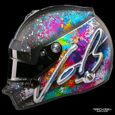 Motorcycle Helmet Design, Racing Helmets, Helmet Paint, Custom Helmets, Custom Paint Jobs, Cool Motorcycles, Bike Accessories, Dirt Bikes, Bike Life