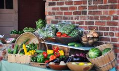 Chautauqua Institution - Farmers Market - photo by Photo Krieger, via Flickr