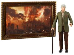 Doctor Who 5″ The Curator Collectors Set FPI Exclusive