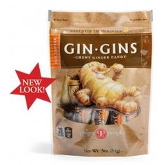 Gin Gins® Hot Coffee Chewy Ginger Candy | The Ginger People®